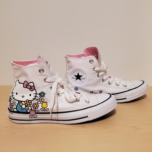 Hello Kitty Converse Chuck Taylor